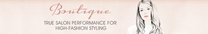 Boutique by BaByliss Hair Styling Range