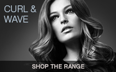 BaByliss Curl & Wave Hair Styling Range