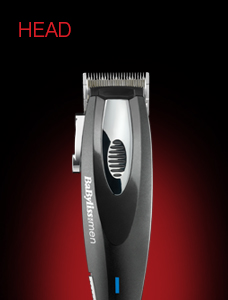BaByliss for Men Hair Clipping