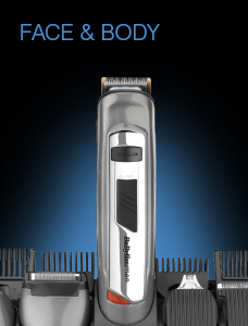 BaByliss for Men Face & Body