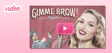 Benefit Gimme Brow Video