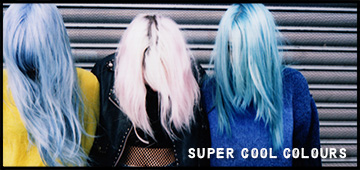 BLEACH Super Cool Colours