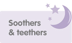 Soothers and teethers