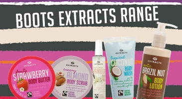Boots Extracts range