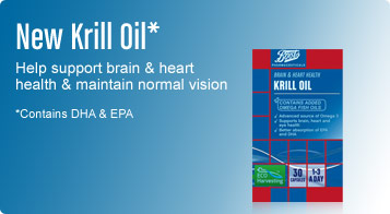 Boots pharmaceuticals krill oil