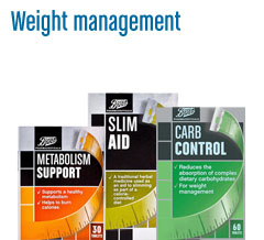 Boots pharmaceuticals weight management products