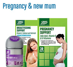 Boots pharmaceuticals pregnancy and new mum