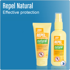 Boots Repel Insect Repellent Gel Extra Strength 100 Ml