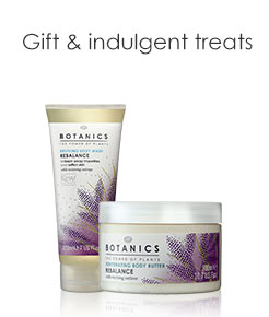 gift and indulgent treats