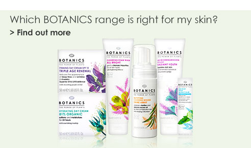 which botanics range is right for my skin