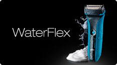 Braun Waterflex Electric Shaver