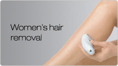 Braun Women's Hair Removal