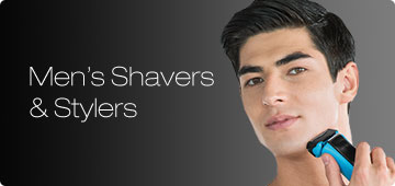 Men's Shavers & Stylers