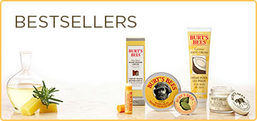 Burt's Bees best sellers