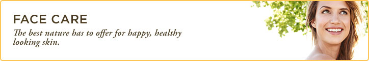 Burt's Bees face care. The best nature has to offer for happy, healthy looking skin
