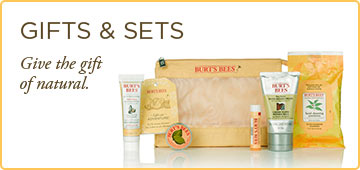 Burt's Bees gifts and sets