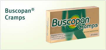 Buscopan cramps