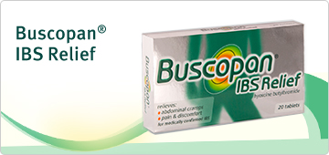 Buscopan IBS relief