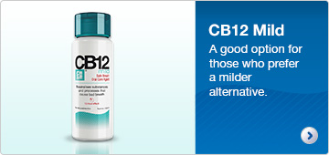 CB12 Mild a good option for those who prefer a milder alternative