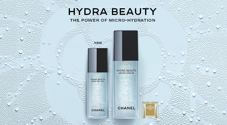 New CHANEL Hydra Beauty