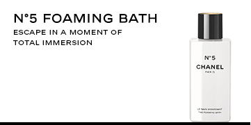 No5 Foaming Bath