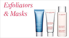 Exfoliators and Masks