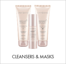 Clarisonic Cleansers and Masks