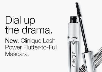 Clinique Flutter to Full Mascara