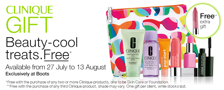 Clinique Gift