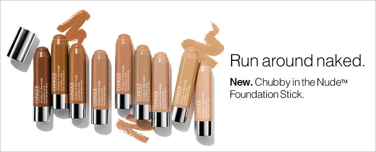 Chubby in the Nude Foundation Stick