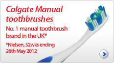 Colgate Manual toothbrushes