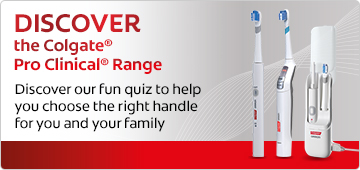 Discover Colgate Pro Clinical Range