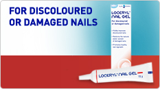 Loceryl for discoloured or damaged nails