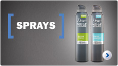 Dove Men+Care Anti-Perspirant Deodorant Spray
