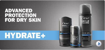 Dove Men+Care Hydrate