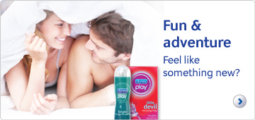 Fun and adventure. Find out how using lubricants and vibrating intimate massagers might help enhance your relationship.