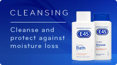 E forty five cleansing