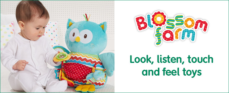 Touch And Feel Toys : Early learning centre educational toys from elc boots