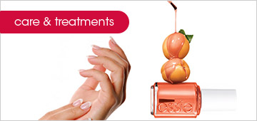 Essie care and treatments