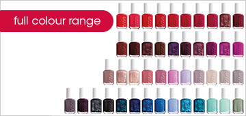 Essie full colour range