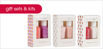 Essie gift sets and kits