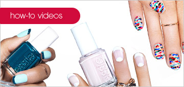 Essie How to videos
