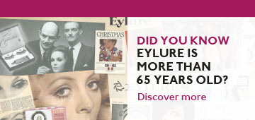Did you know eylure is more than 65 years old? Discover more