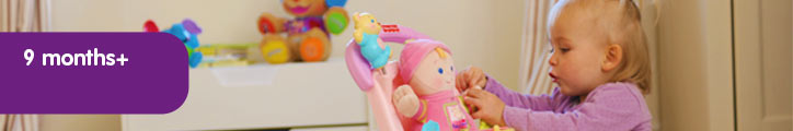 Fisher Price toys - nine months plus