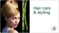 Garnier Hair care and styling