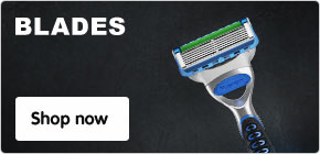 All Gillette Blades
