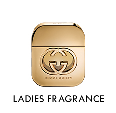 GUCCI ladies fragrances
