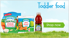 Heinz Toddler food