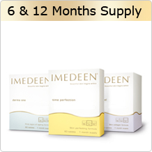 Imedeen 6 and 12 months supply