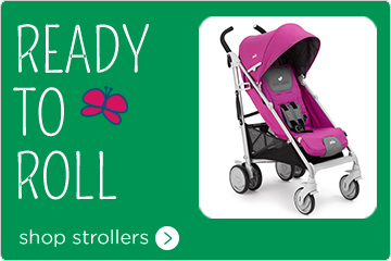 Joie Ready to Roll Strollers